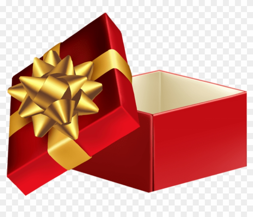Free Png Open Gift Box Png Images Transparent ...