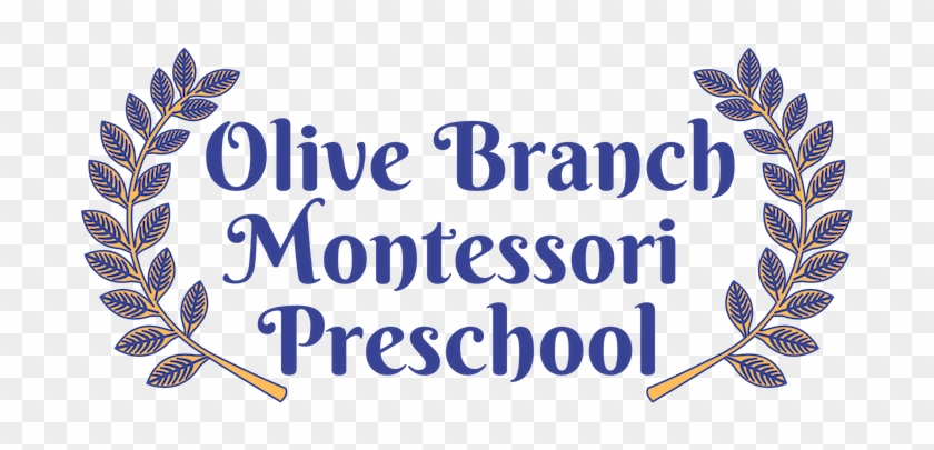 Olive Branch Montessori Preschool Open House Church Clipart #2859274