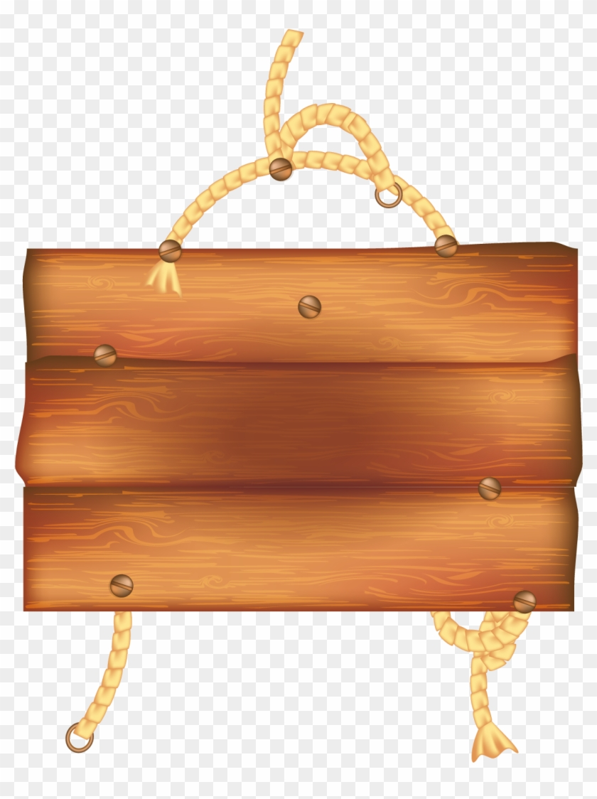Board Transprent Png Free Download Hardwood Yellow - Moana Wood Sign Png Clipart #2860360