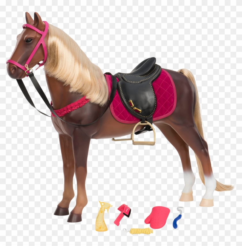 Persian Show Horse All Components - Our Generation Horse Clipart #2871012