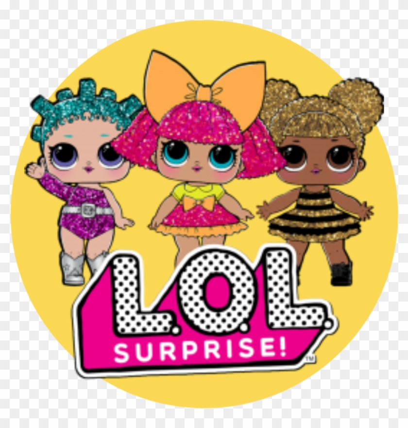 Lol Surprise Birthday Girl Clipart #2871312