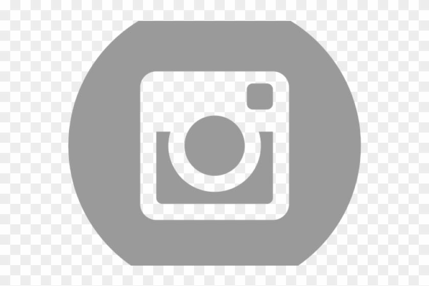 Instagram Png Transparent Images - Instagram Icon White Color Clipart #2871660