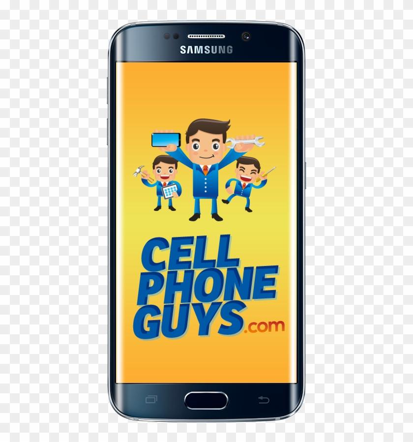 Samsung Repair - Smartphone Clipart #2874897