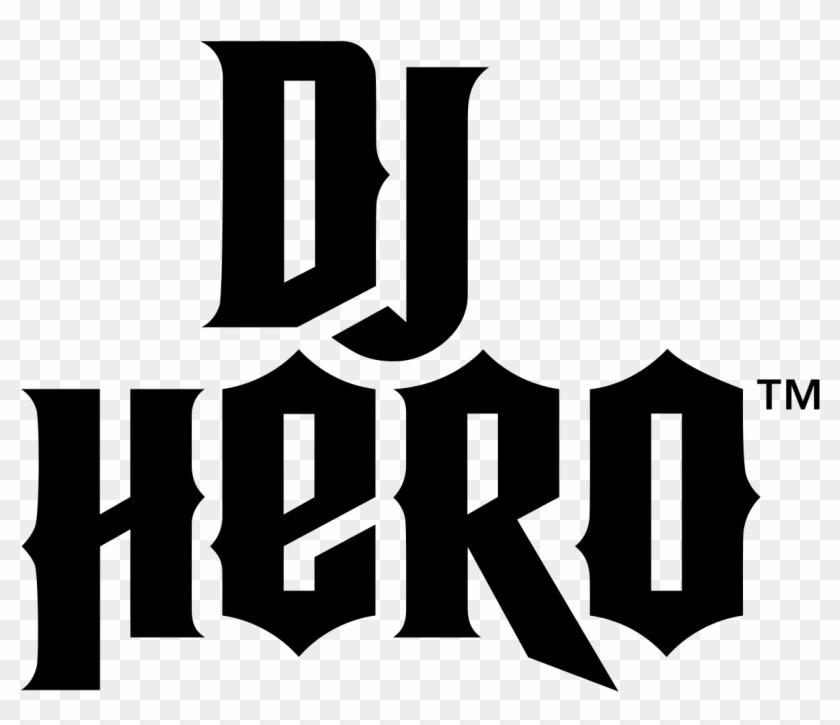 Dj Hero Logo Clipart #2877445
