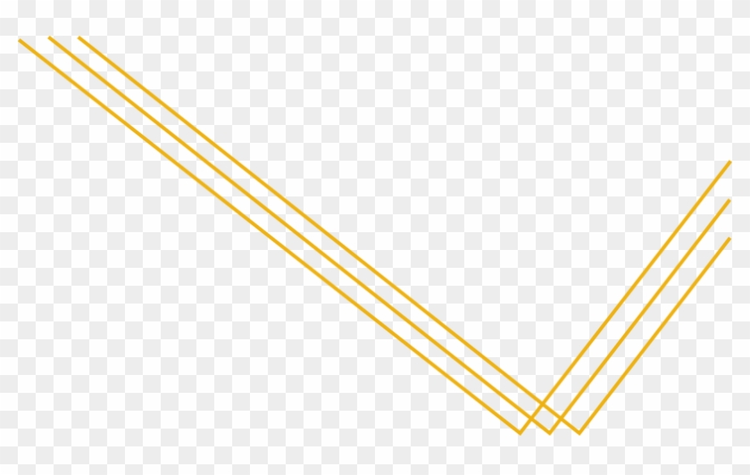 Gold Lines Png - Gold Line Png Clipart #2881909