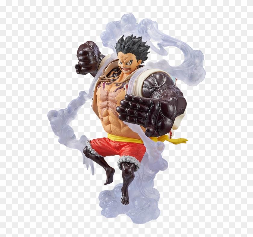 One Piece King Of Artist The Bound Man Monkey D Luffy
