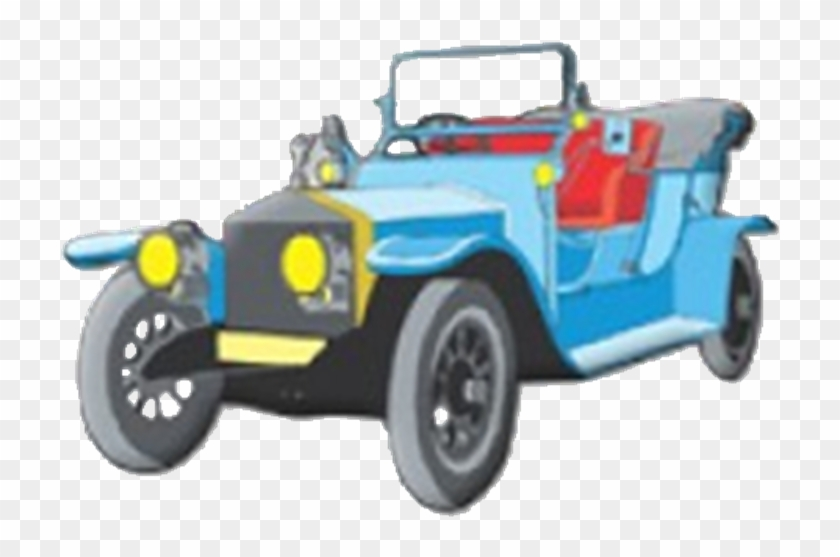Motor Car Image - Antique Car Clipart #2892640
