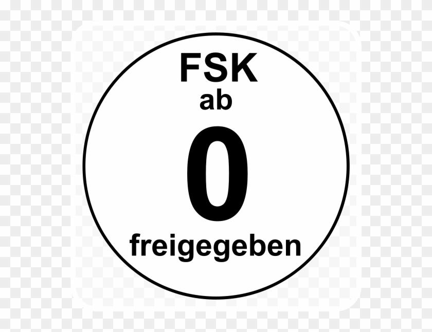 Fsk Ab 0 - Fsk 0 Clipart #2897864