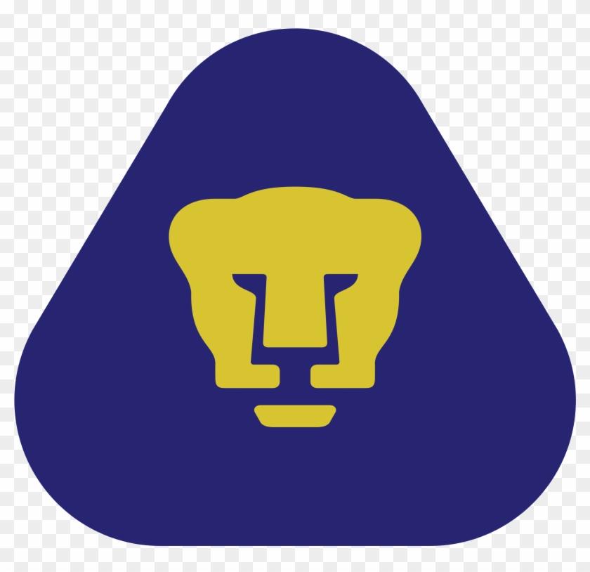 Pumas Logo Png Transparent Clipart #2899905