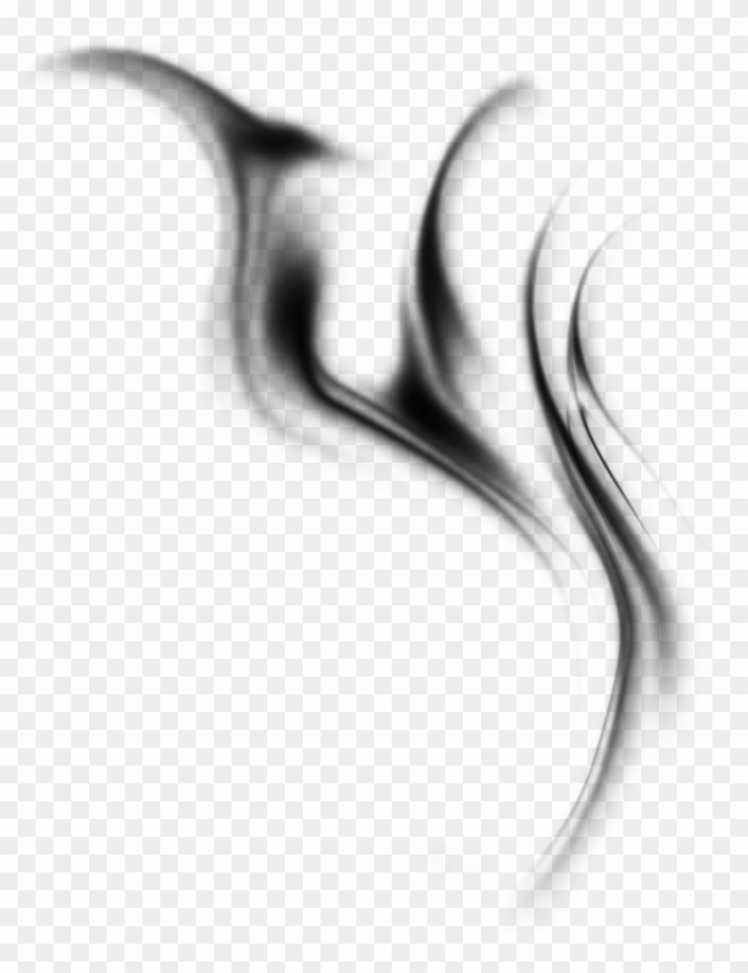 Rainbow Smoke Png - Coffee Smoke Effect Png, Transparent Png #291728