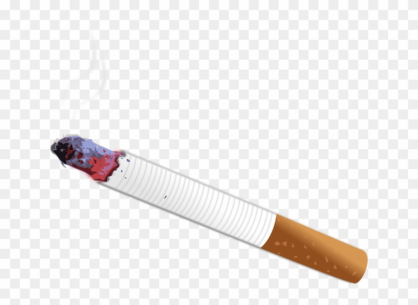 The Harmful Effects Of Second Hand Smoke - Quit Smoking Clip Art - Png Download #292068