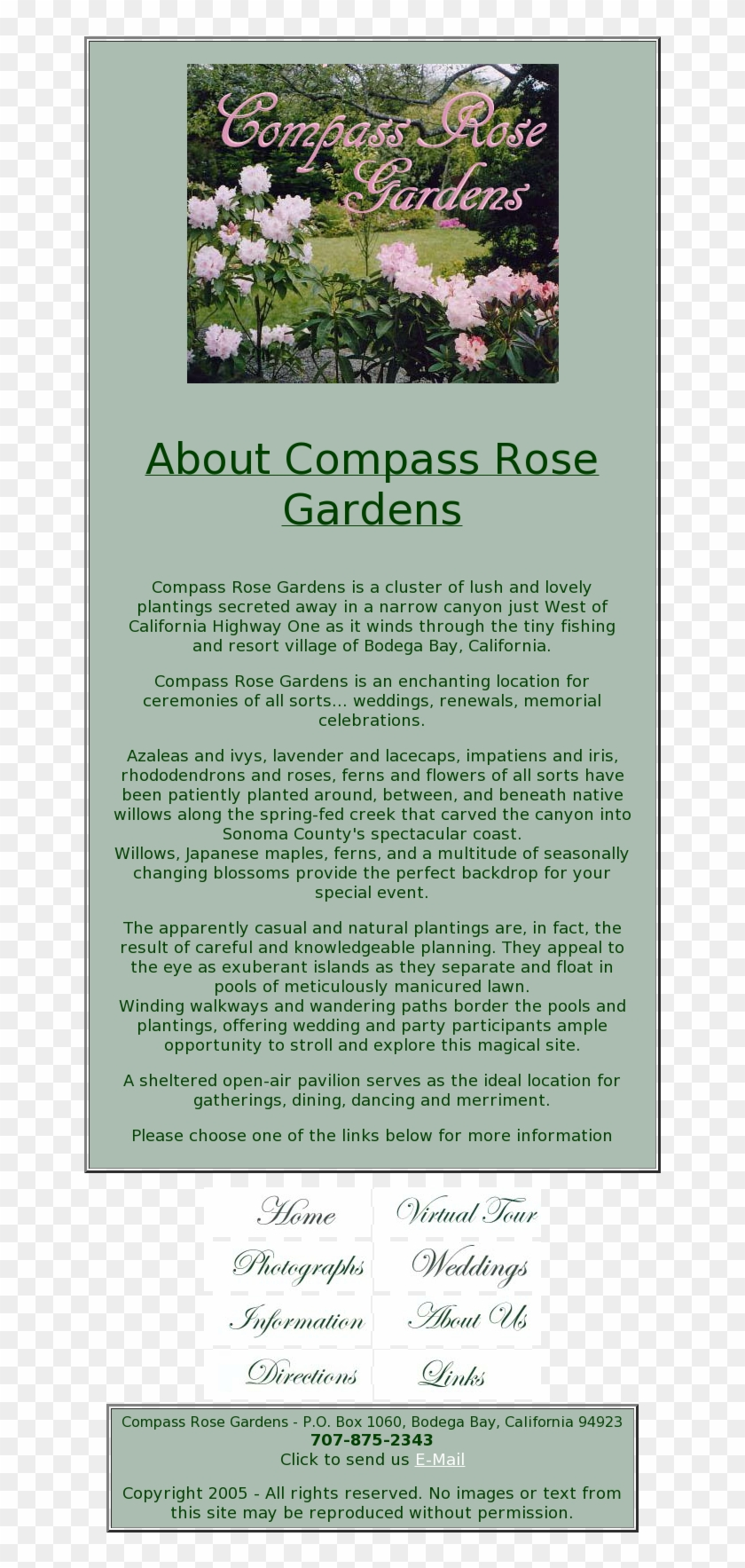 Compass Rose Gardens Competitors, Revenue And Employees - Rose Gardens, HD Png Download #296225