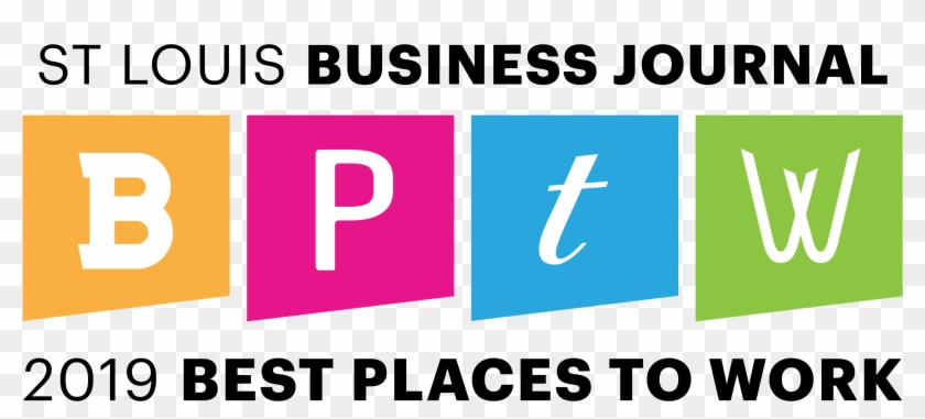 Louis Business Journal 2019 Best Places To Work - Graphic Design Clipart #297533