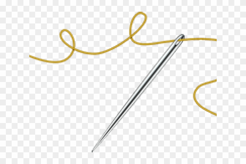 Sewing Needle Transparent Images - Transparent Sewing Needles Png Clipart #299519