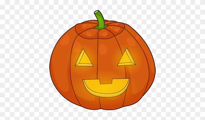Jack O Lantern To Use Clipart - Halloween Cartoon Jack O Lantern - Png Download #299810