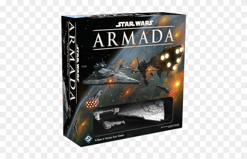 NIB Imperial Class Star Destroyer Expansion for Star Wars Armada Miniatures Game