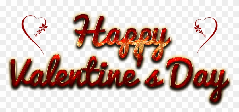 Happy Valentines Day Png Image - Valentine's Day Png Clipart #2906354