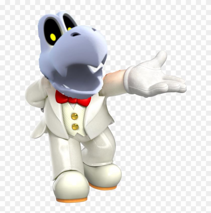 Groom Dry Bones Super Mario Odyssey Characters Clipart 2913618