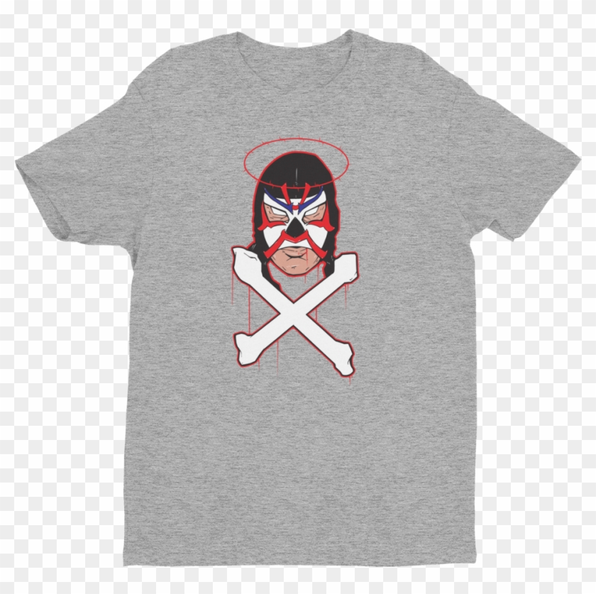 Sasuke X Crossbones Tee - T-shirt Clipart #2914909