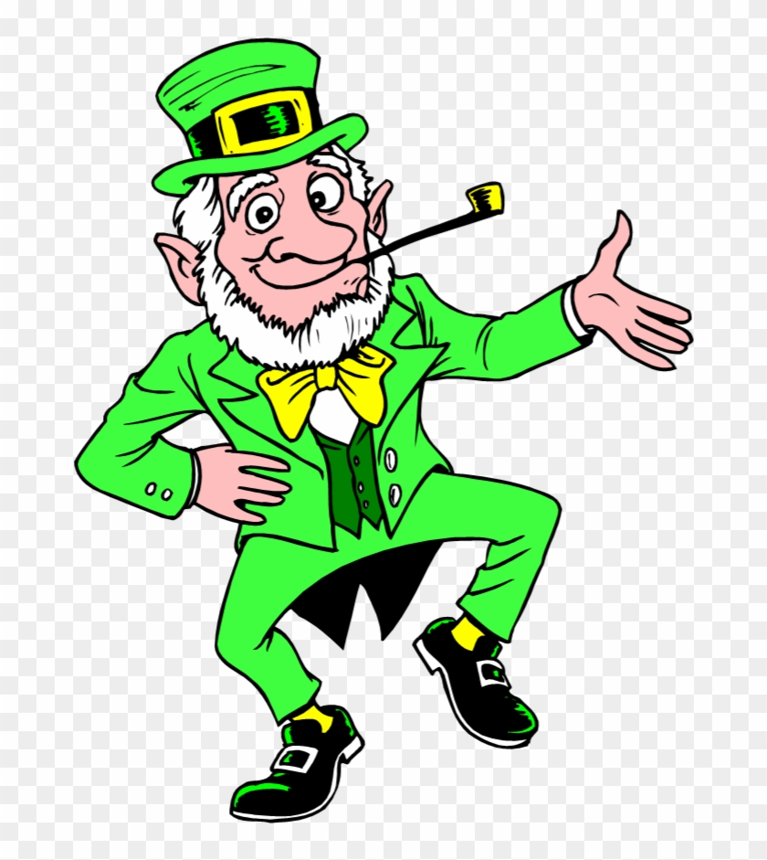 Dancing Leprechaun Png Animated Leprechaun Clipart 2917678 Pikpng