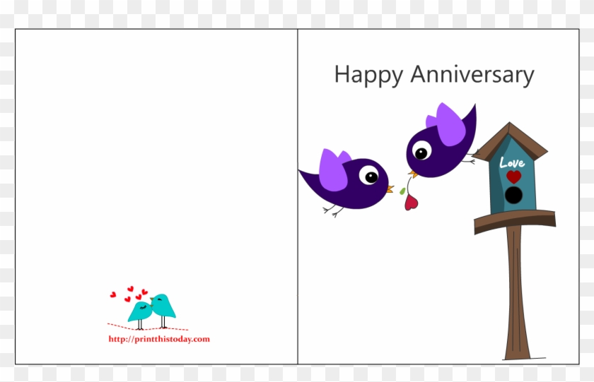 Free Anniversary Cards To Print Free Printable Anniversary