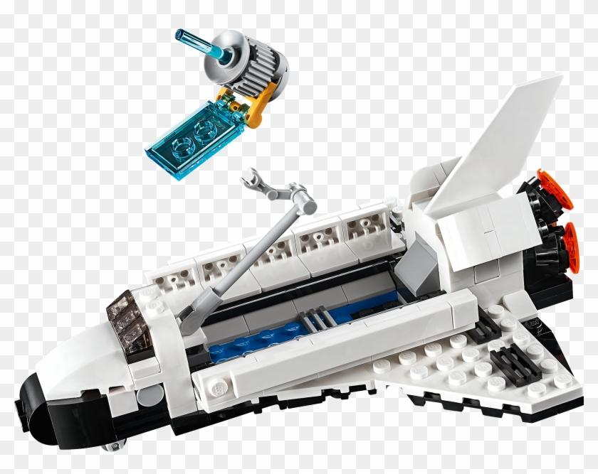 Lego 31091 Shuttle Transporter Clipart #2922295
