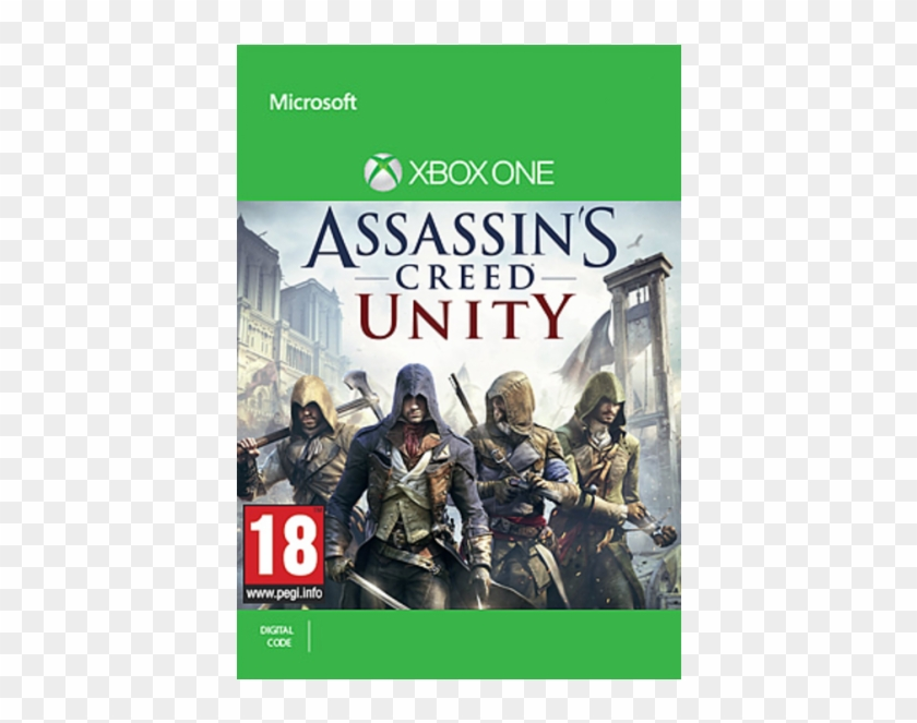 Want A 5% Discountx - Assassins Creed Unity Xbox One Code Clipart #2938611