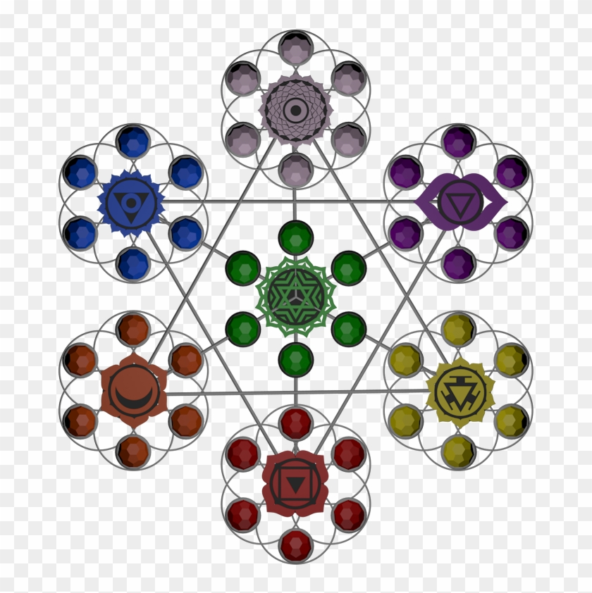 Community Sacred Geometry Layout - First Christmas In Your New Home Bauble Clipart #2949176