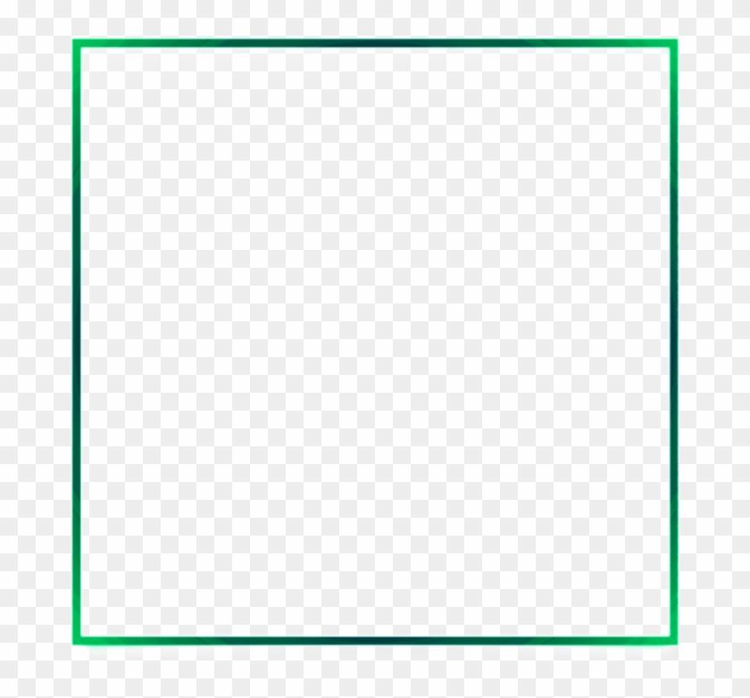 #mq #frame #neon #green #square #border #lines - Colorfulness Clipart #2949420