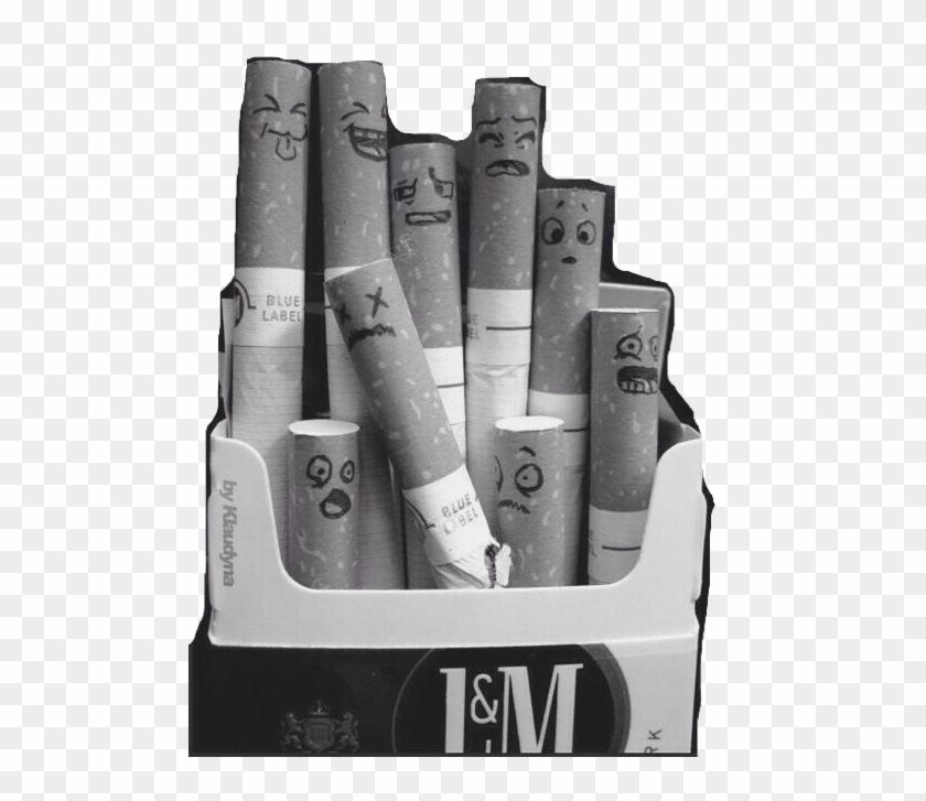Cigars, Tumblr Wallpaper, Smoke Wallpaper, Wallpaper - Cigarettes Black And White Clipart #2949518