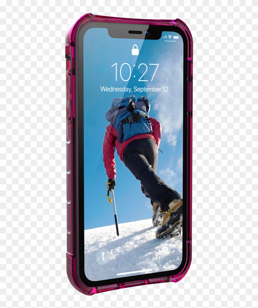 Wholesale Cell Phone Accessory Urban Armor Gear Uag - Uag Iphone Xr Plyo Pink Clipart #2954821