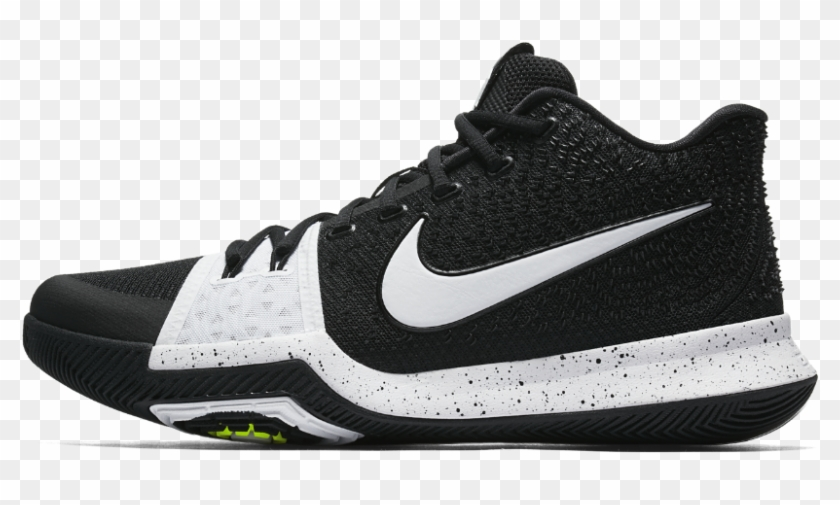 3 Drawing Kyrie - Nike Men's Kyrie 3 Tb Basketball Shoes Clipart #2961999
