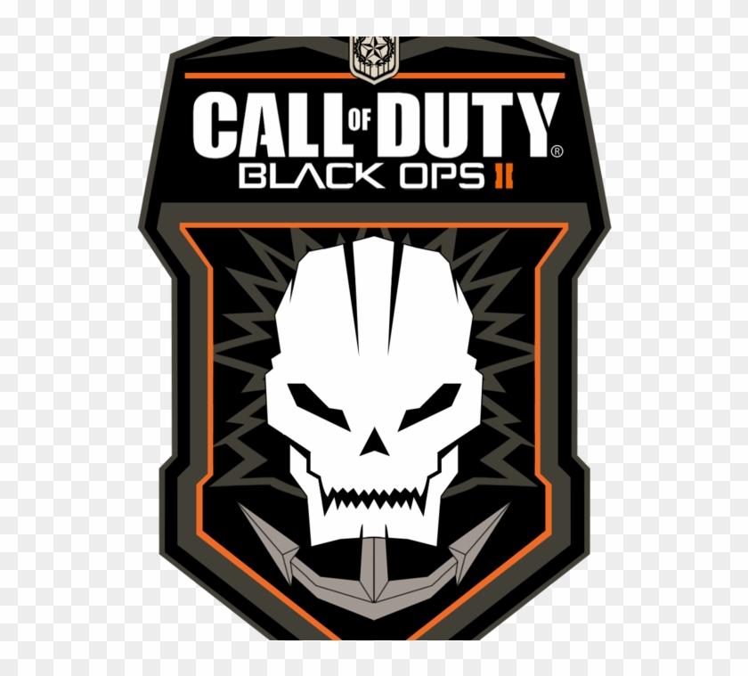 Call Of Duty Black Ops Ii - De Call Of Duty Black Ops 2 Clipart #2980789