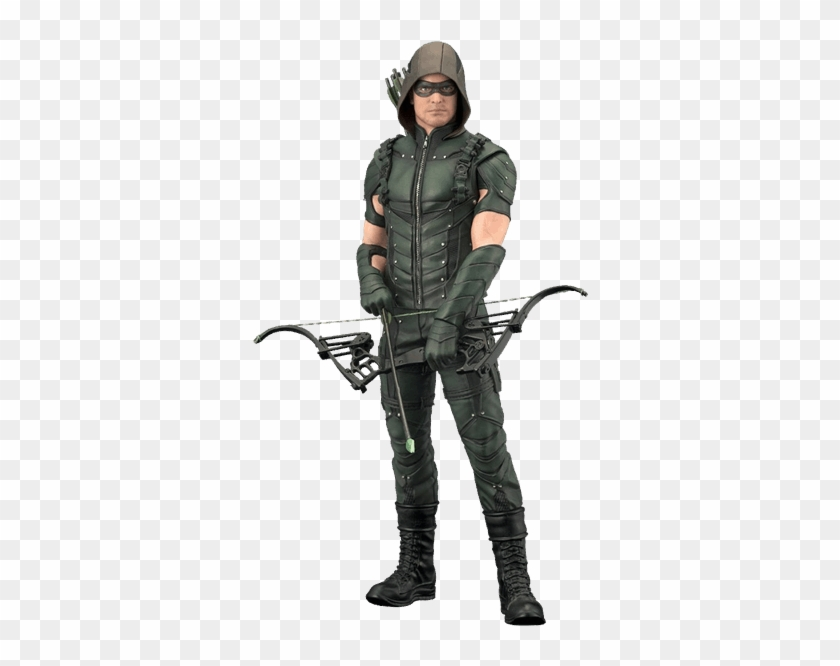 Statues And Figurines - Green Arrow Serie Png Clipart #2991512