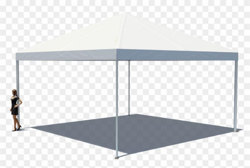 Standard Tent Png - Canopy Clipart #2994669