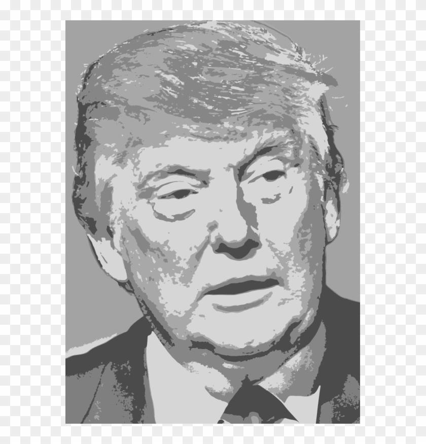 Donald J Trump - Donald Trump Psychology Clipart #2996721