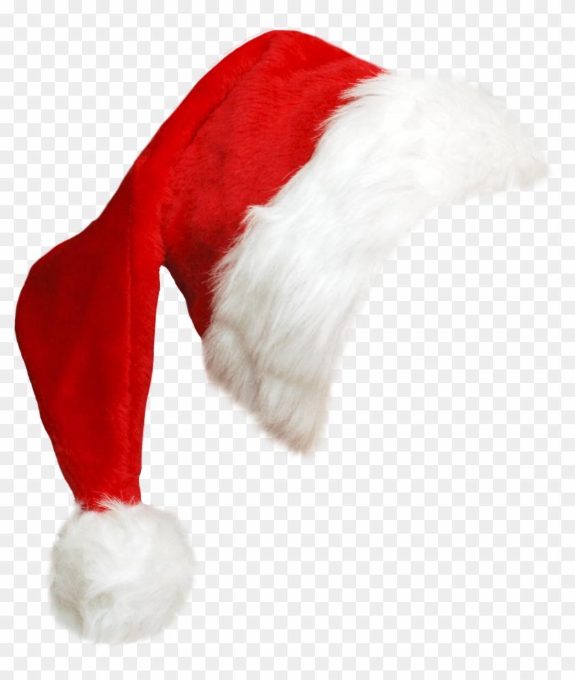 Christmas Claus Png Pattern - Transparent Background Santa Claus Hat Santa Hat Png Clipart #30509