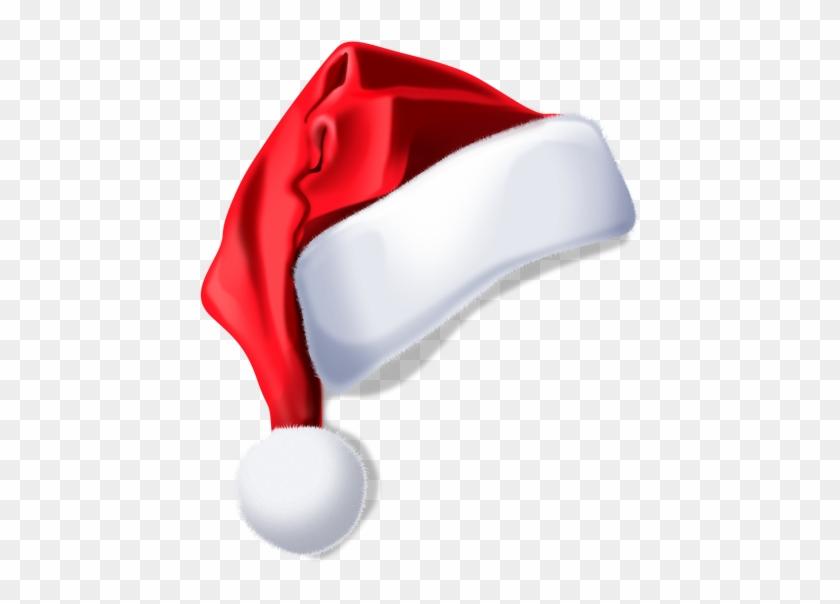 Christmas Santa Claus Hat Png Transparent Images - Transparent Christmas Hat Png Clipart