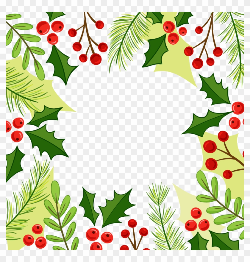 Christmas Images Hd Png.Christmas Corner Border Design Clip Art Hd Png Download