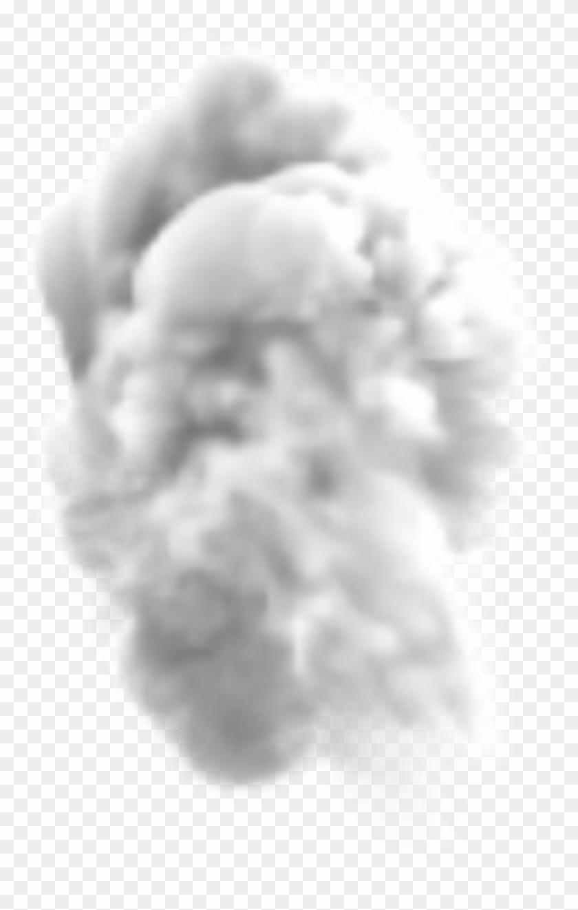 Smoke On White - Full White Smoke Png Clipart #33709