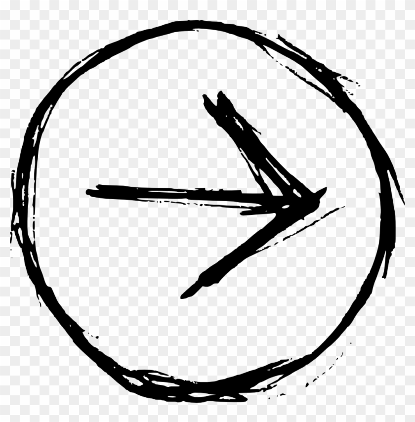 Free Download - Symbol Hand Drawn Png, Transparent Png #33835