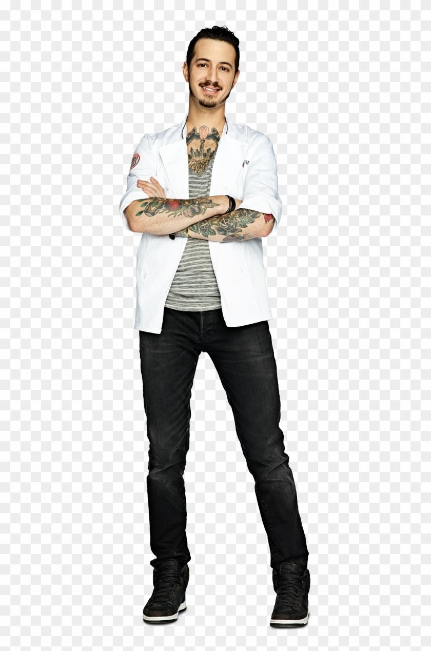 Adam Harvey - Tattoo Clipart #34313