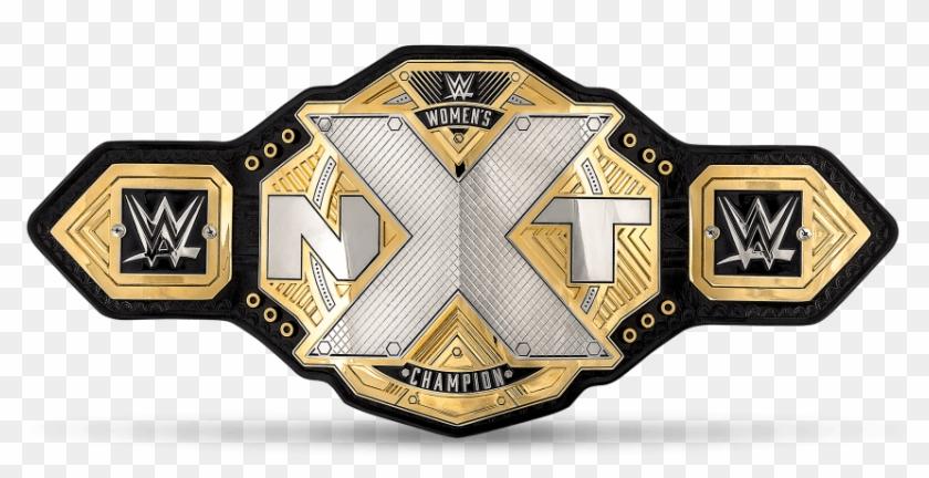Wwe 2k18 Wwe 2k19 - Nxt North American Championship Clipart #34681