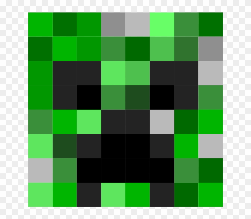 Minecraft Computer Icons Drawing Cartoon Minecraft Creeper Head Png Clipart 35432 Pikpng