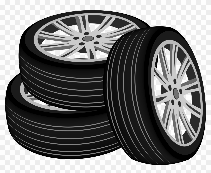Tires Png Clipart - Tires Clipart Png, Transparent Png #37250