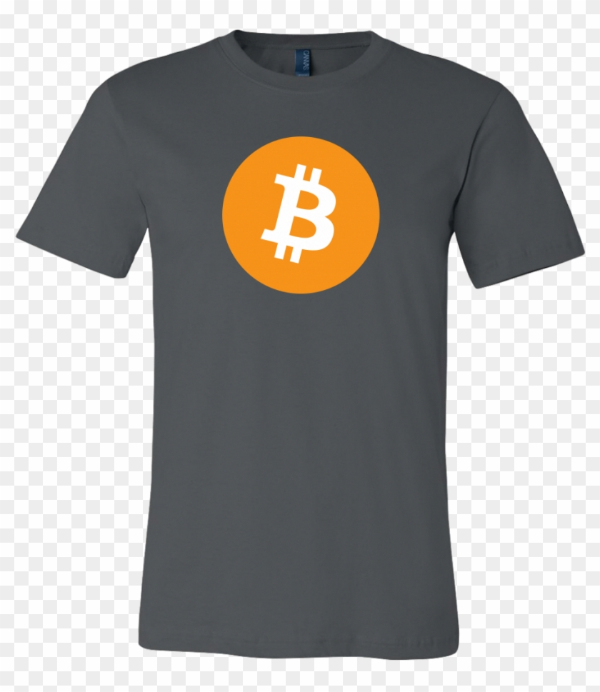 Show Your Support Of Bitcoin And Cryptocurrencies In - Wrecking Ball Overwatch Shirt Clipart #300417