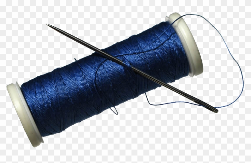 Sewing Thread Png - Sewing Needle And Thread Clipart #300797