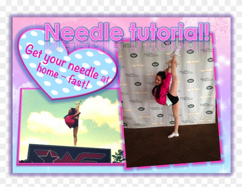 Needle - Do A Needle Clipart #300846