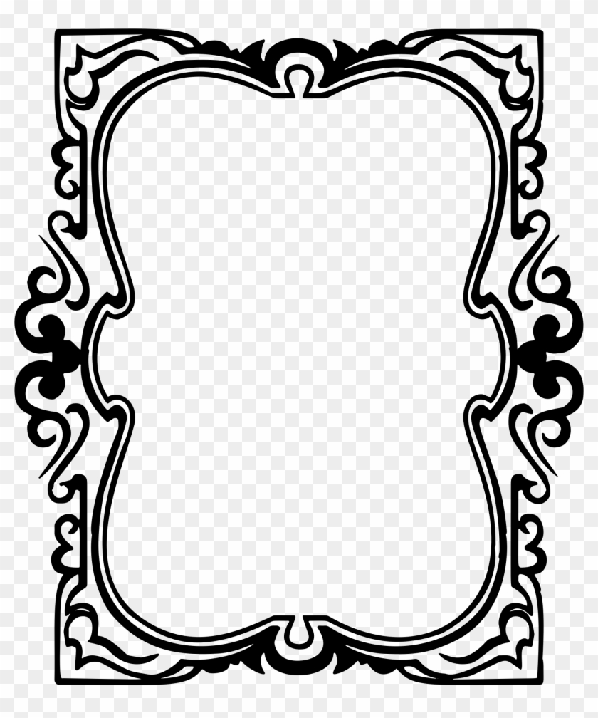 This Free Icons Png Design Of Hand Drawn Ornamental, Transparent Png #302438