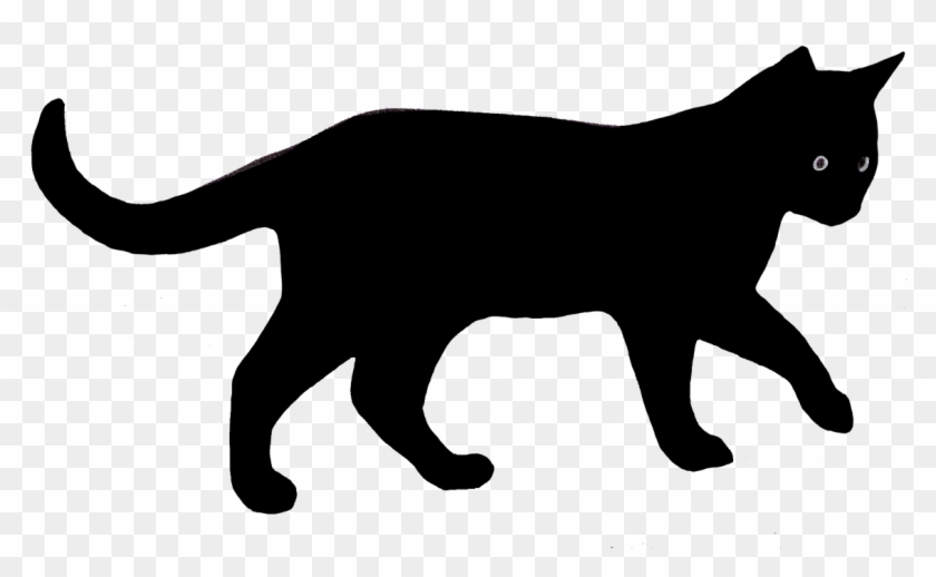 Black Cat Clipart Cat Face - Black Cat Clipart Png Transparent Png@pikpng.com